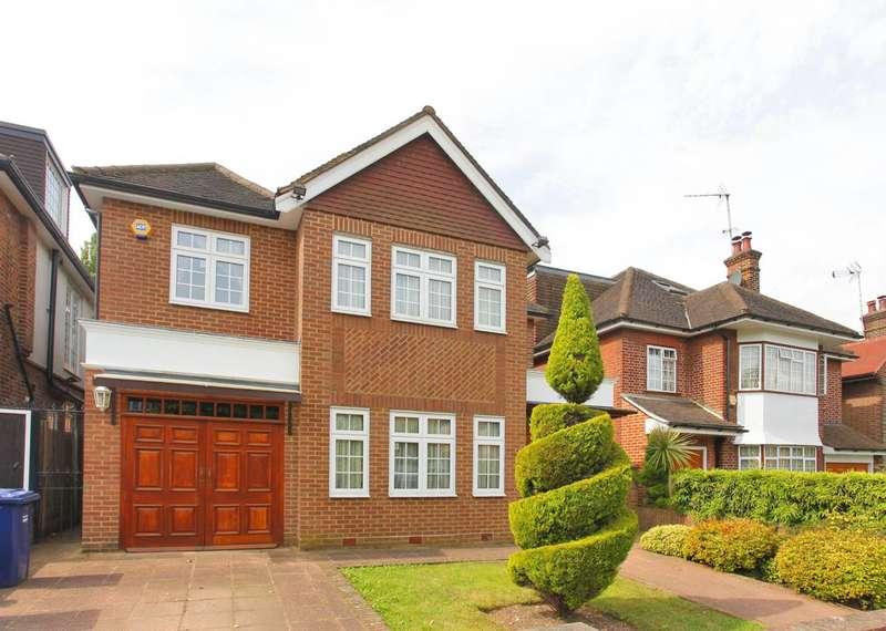 5 Bedrooms Detached House for sale in Bancroft Avenue, East Finchley, N2