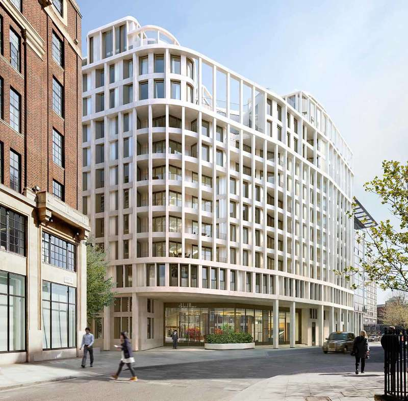 3 Bedrooms Flat for sale in Cleland House, Westminster, SW1P