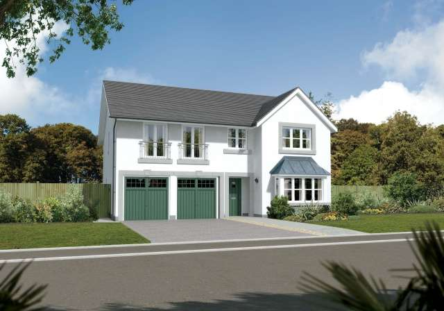 5 Bedrooms Detached House for sale in Hollybush Lane, Crathes, Banchory, Aberdeenshire, AB31 5JS