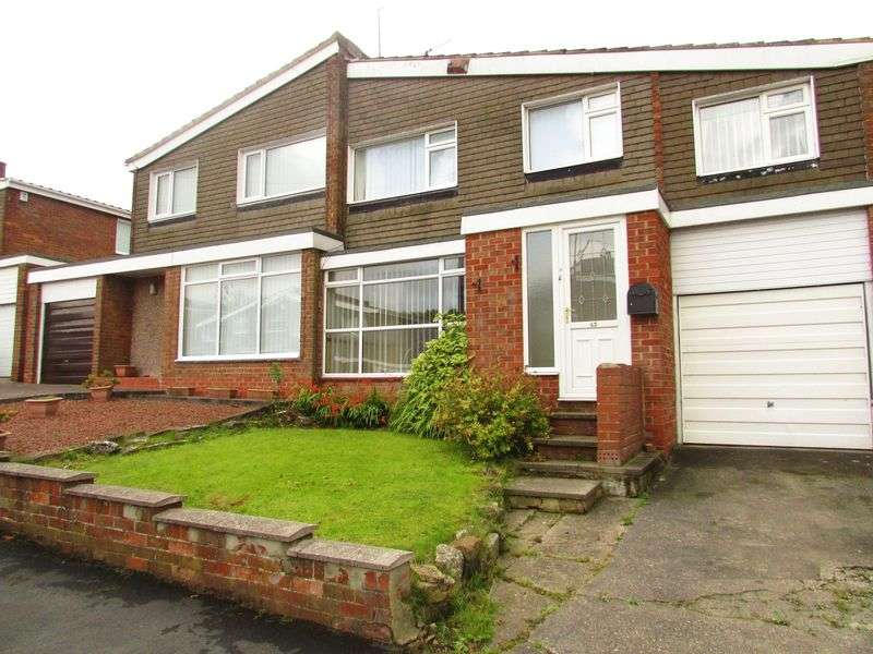 4 Bedrooms Semi Detached House for sale in Prebends Field, Durham