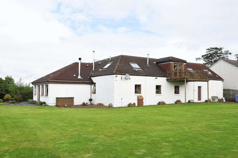 5 Bedrooms Terraced House for sale in Muirhouse Dykes Steading, West Calder, EH55 8HY