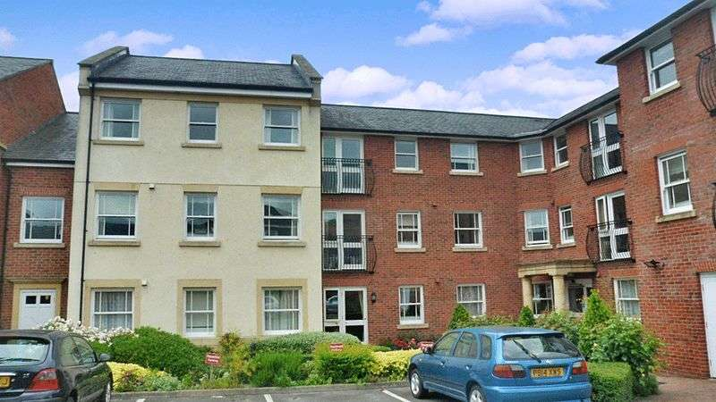 1 Bedroom Retirement Property for sale in Sudweeks Court, Devizes, SN10 1DX