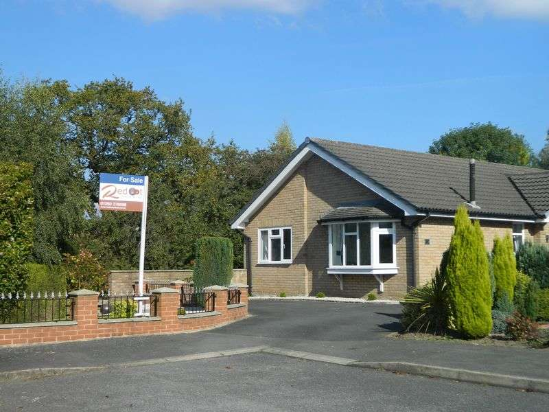 3 Bedrooms Detached Bungalow for sale in Nursery Road, Stoke-On-Trent