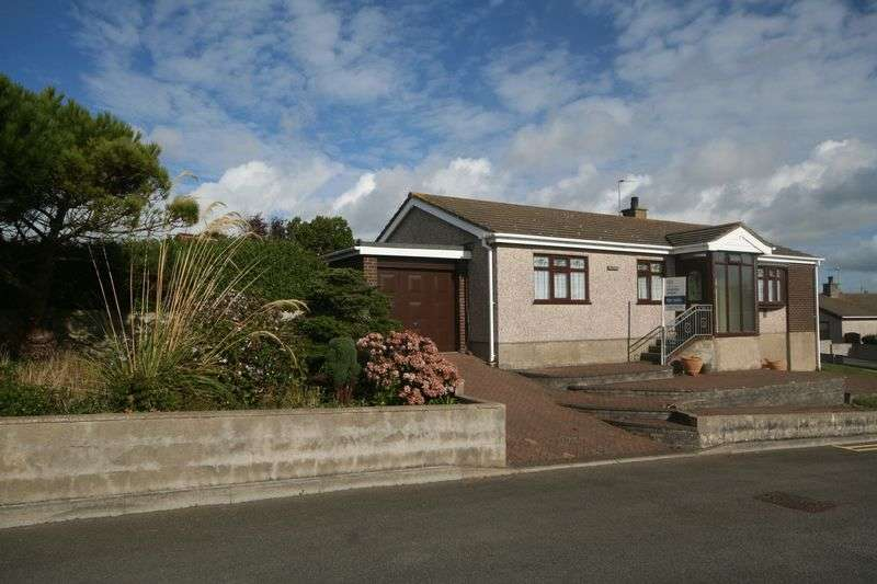 3 Bedrooms Detached Bungalow for sale in Tan Y Felin, Holyhead, Anglesey