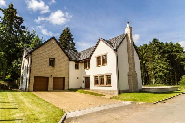 5 Bedrooms Detached House for sale in Forgan Grove, Forgandenny, Perth and Kinross, PH2 9FL