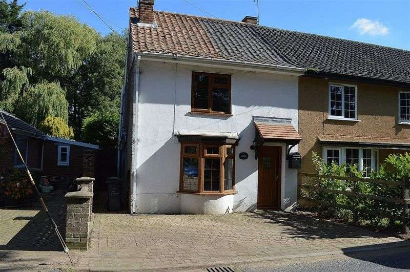 2 Bedrooms Semi Detached House for sale in Cley Lane Saham Toney