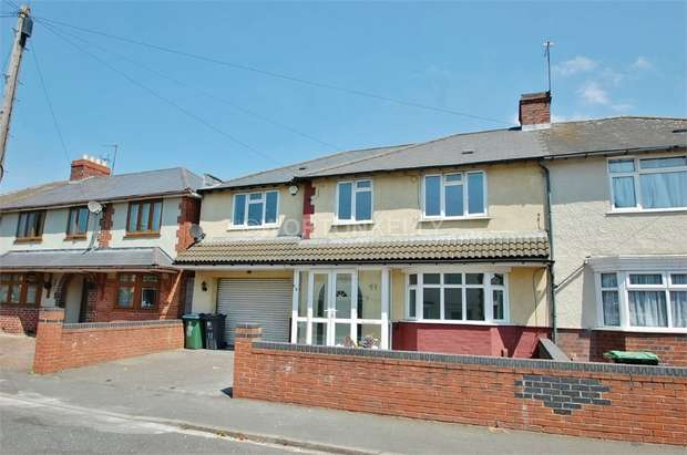 5 Bedrooms Semi Detached House for sale in Springfield Crescent, West Bromwich, West Midlands