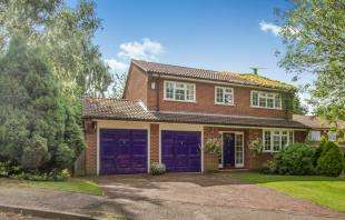 5 Bedrooms Detached House for sale in Pine Tree Close, Oadby, Leicester, Leicestershire