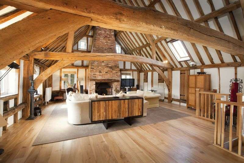 4 Bedrooms Semi Detached House for sale in Potter Row, Great Missenden