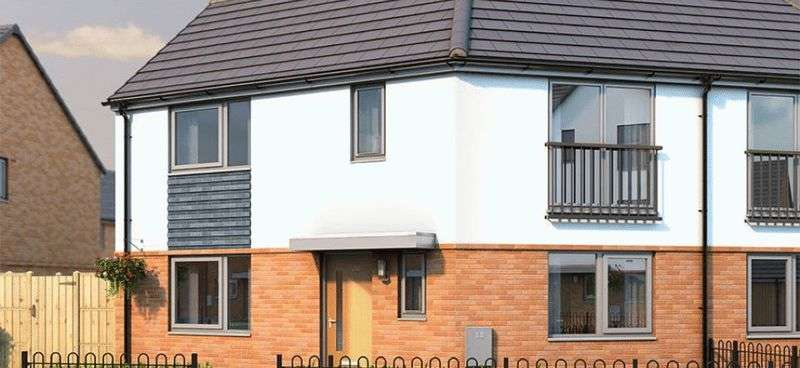 3 Bedrooms Semi Detached House for sale in The Grebe, Waters Keep, Walsall