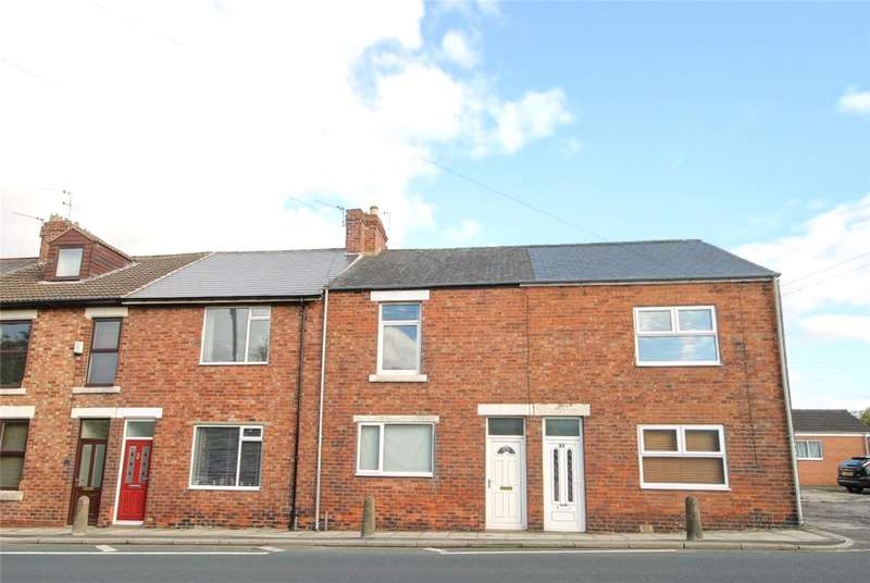 2 Bedrooms Terraced House for sale in Park View Terrace, New Coundon, Bishop Auckland, DL14