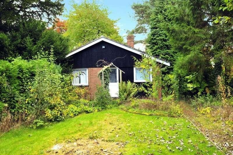 2 Bedrooms Detached Bungalow for sale in Oldbury Road, Bridgnorth