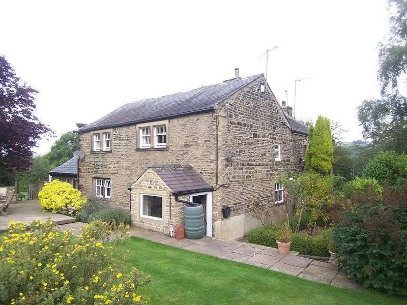 3 Bedrooms Semi Detached House for sale in Marley, Bingley