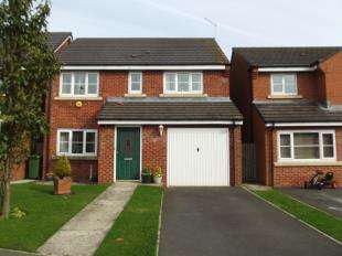 4 Bedrooms Detached House for sale in Kestrel Way, Haswell, Durham, Durham, DH6