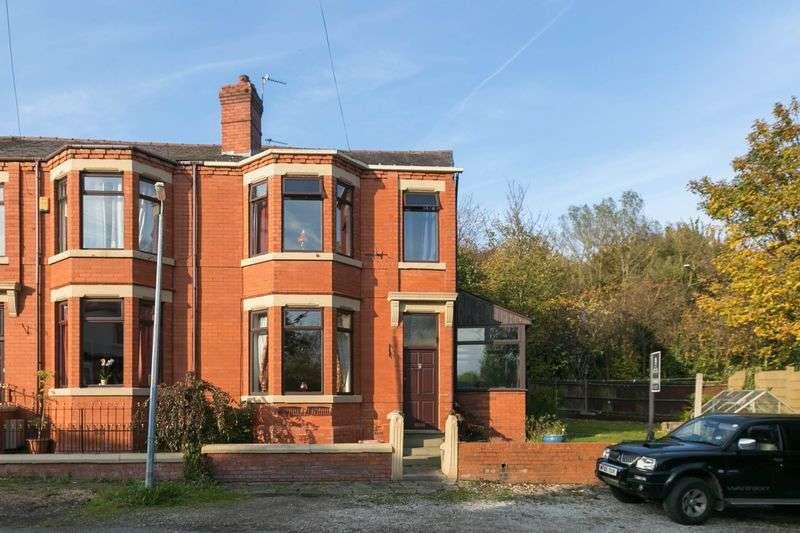 4 Bedrooms Terraced House for sale in Douglas Road, Wigan, WN1 1XT