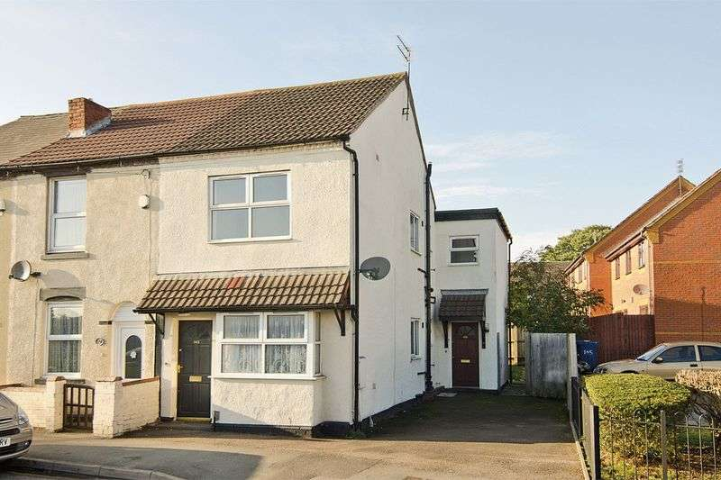 2 Bedrooms Semi Detached House for sale in Queen Street, Chasetown, Burntwood