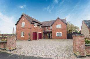 5 Bedrooms Detached House for sale in Millers Gate, Sibsey, Boston, Lincolnshire