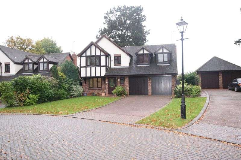 4 Bedrooms Detached House for sale in Henley Grange, Rugeley