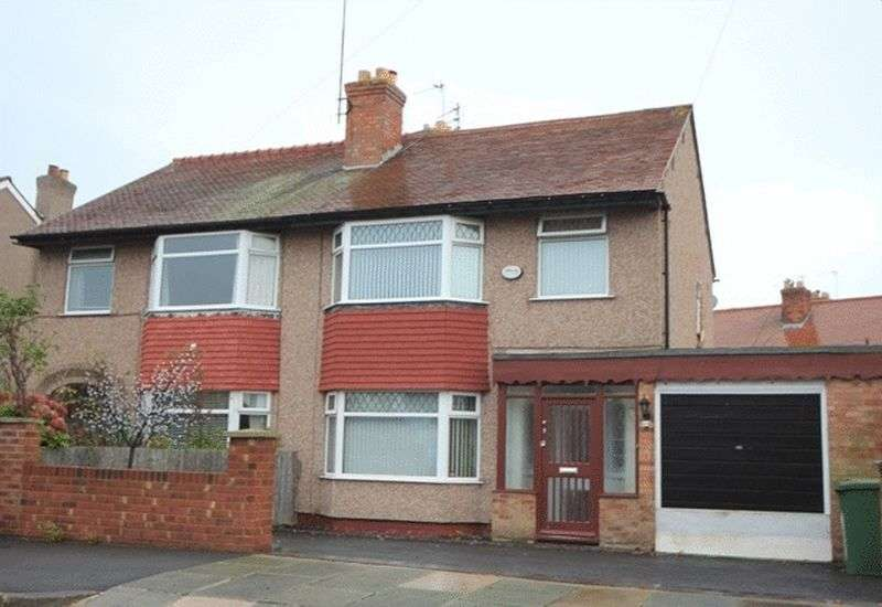 3 Bedrooms Semi Detached House for sale in Devonshire Road, Upton, Wirral