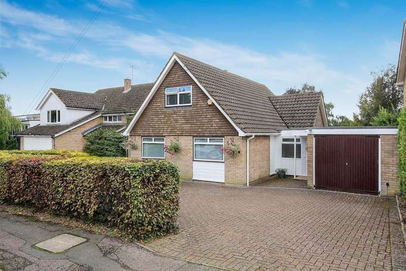 4 Bedrooms Detached House for sale in Green End Road, Boxmoor