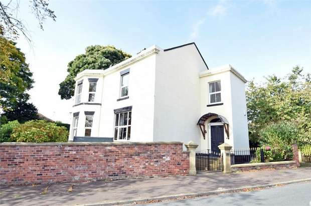 6 Bedrooms Detached House for sale in Heights Lane, Rochdale, Lancashire