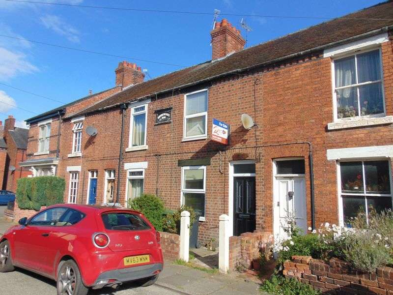2 Bedrooms Terraced House for sale in Bradwall Street, Sandbach