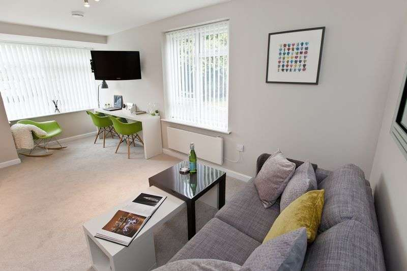 1 Bedroom Flat for rent in Hartsbourne Road Earley, Reading RG6
