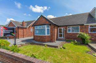 2 Bedrooms Bungalow for sale in Ashwell Place, Thornton-Cleveleys, Lancashire, FY5