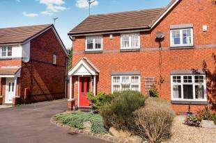 3 Bedrooms Semi Detached House for sale in Larkspur Close, Southport, Merseyside, PR8
