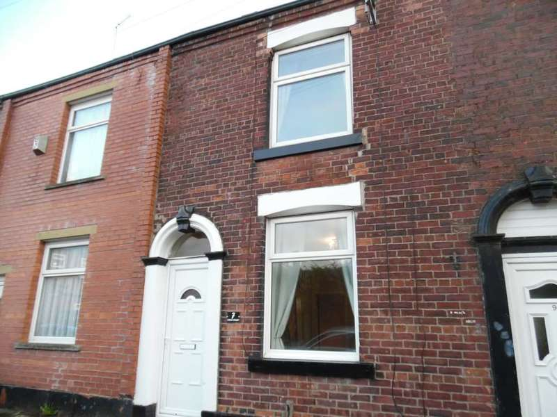 3 Bedrooms Terraced House for sale in Fitton Street, Shaw