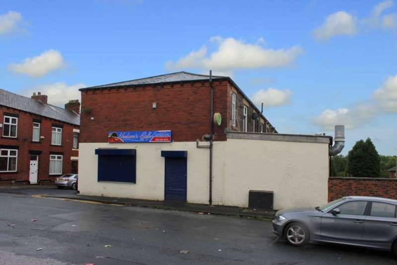 1 Bedroom Commercial Property