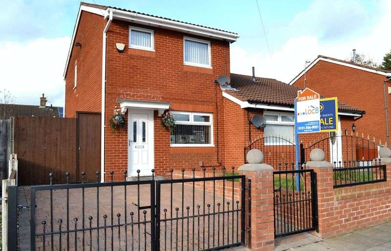 2 Bedrooms Semi Detached House for sale in Elstead Road, Kirkby, Liverpool