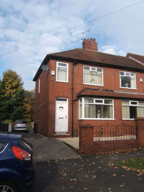 2 Bedrooms Semi Detached House for sale in REPTON AVENUE