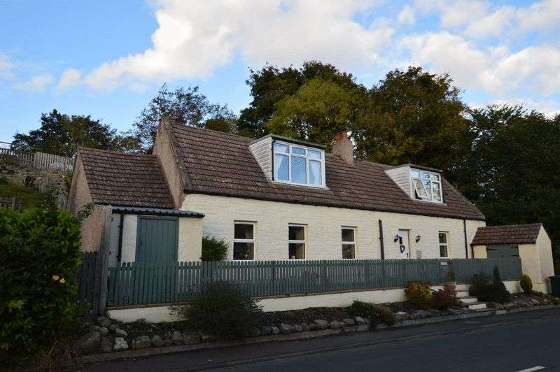 3 Bedrooms Detached House for sale in Wark, Cornhill-On-Tweed