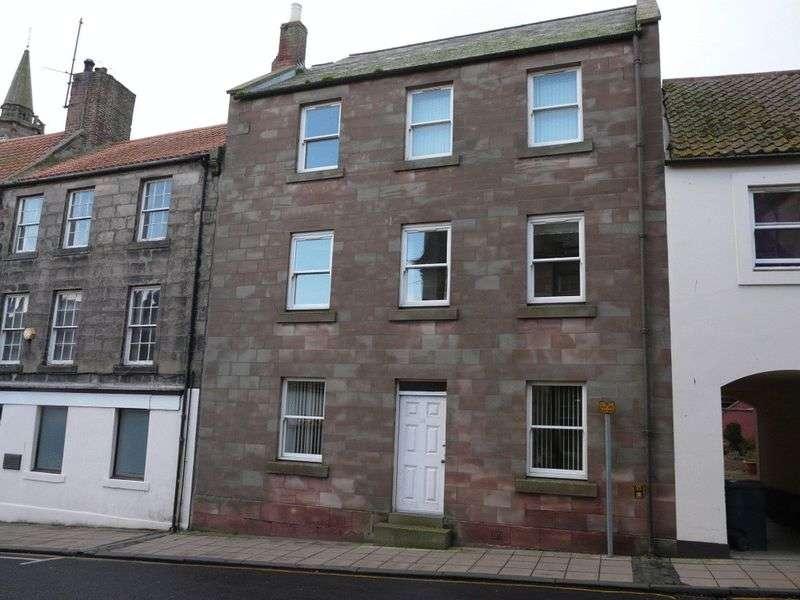2 Bedrooms Flat for sale in Church Street, Berwick-Upon-Tweed
