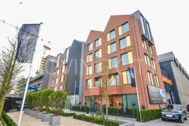 1 Bedroom Flat for sale in Fulham Riverside, Garden Apartments East, Fulham