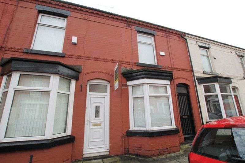 2 Bedrooms Terraced House for sale in Enfield Road, Old Swan, Liverpool, L13