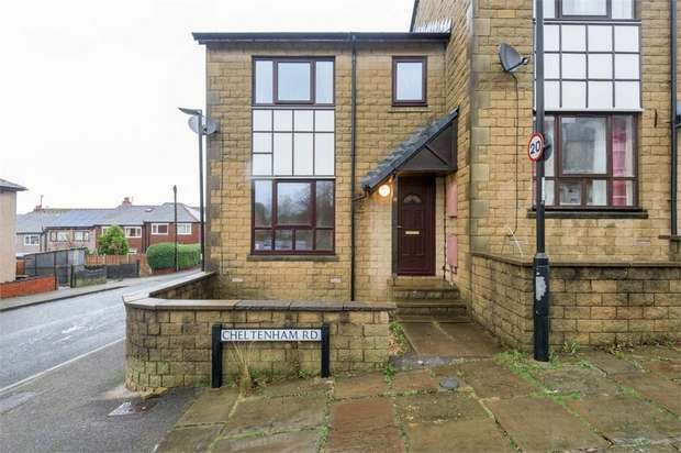 3 Bedrooms End Of Terrace House for sale in Cheltenham Road, Lancaster, Lancashire