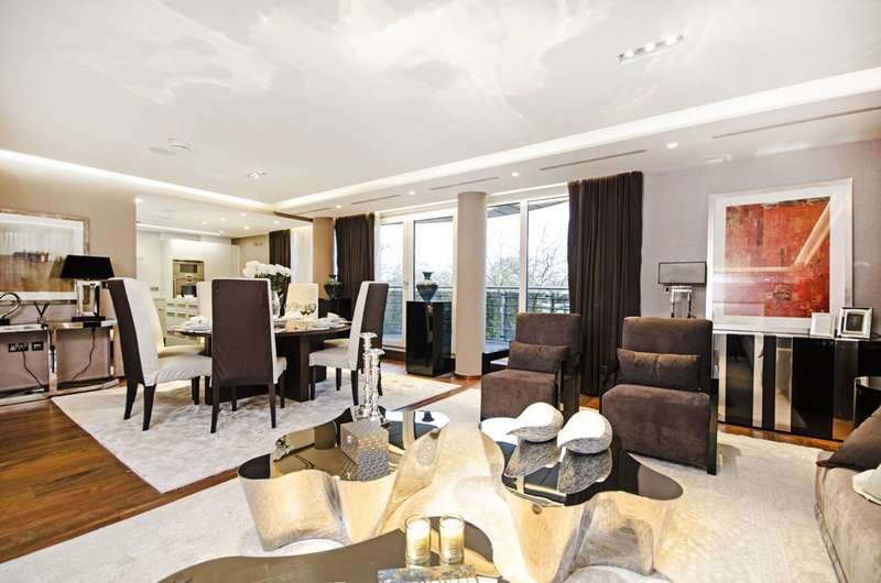 3 Bedrooms Flat for sale in The Atrium, St John's Wood, NW8