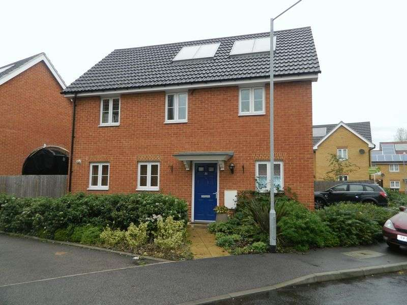 4 Bedrooms Detached House for sale in Dagenham, London