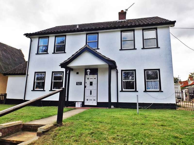 5 Bedrooms Detached House for sale in The Street, Redgrave, Diss, Suffolk, IP22
