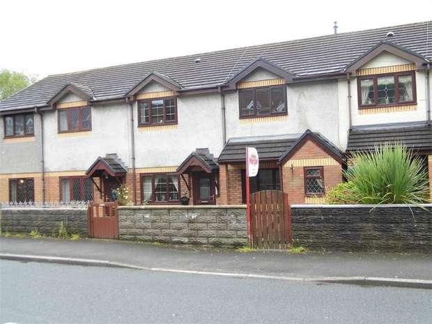 2 Bedrooms Terraced House for sale in Ebenezer Court, Blackmill, Bridgend, Mid Glamorgan