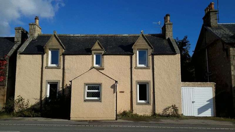 2 Bedrooms Detached House for sale in Lairg Road, Bonar Bridge ***7K Below Valuation***