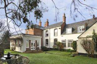 5 Bedrooms Detached House for sale in Park Lane, Surfleet, Spalding, Lincolnshire