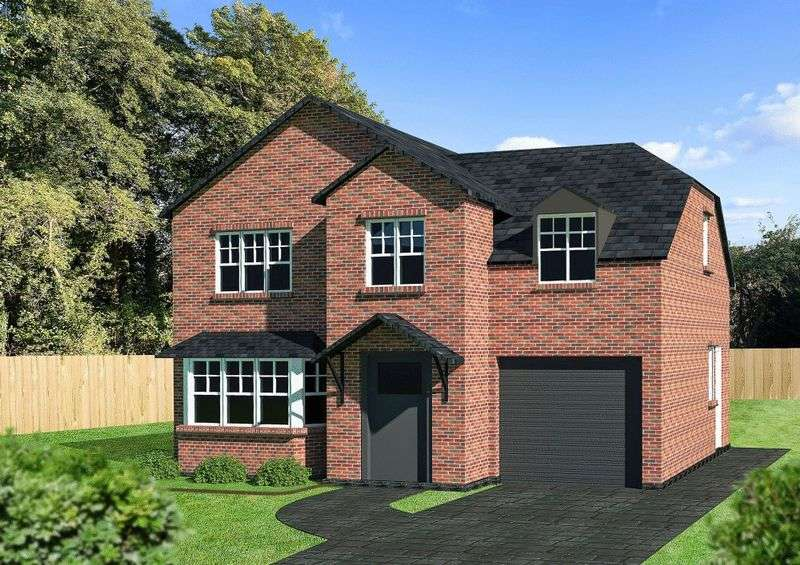 4 Bedrooms Detached House for sale in Almar House, London Road, Nantwich