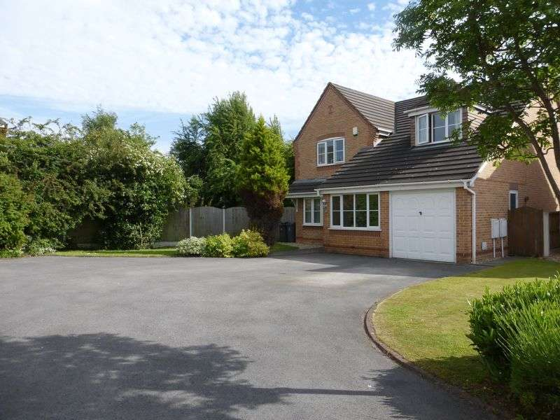 4 Bedrooms Detached House for sale in Glebelands, Tarleton, Preston