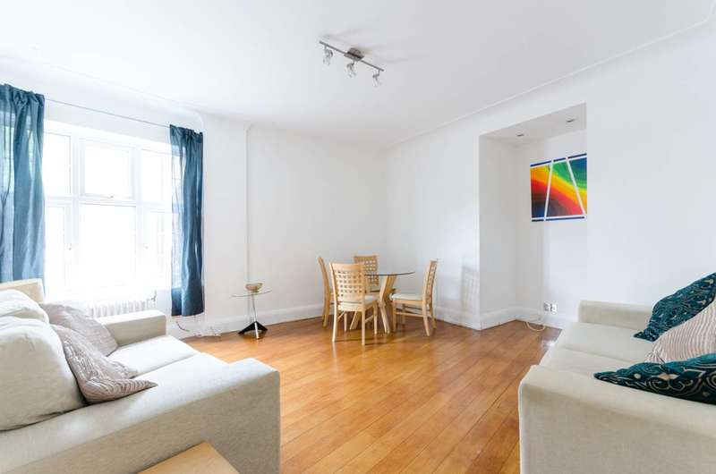 2 Bedrooms Flat for sale in College Crescent, Hampstead, NW3