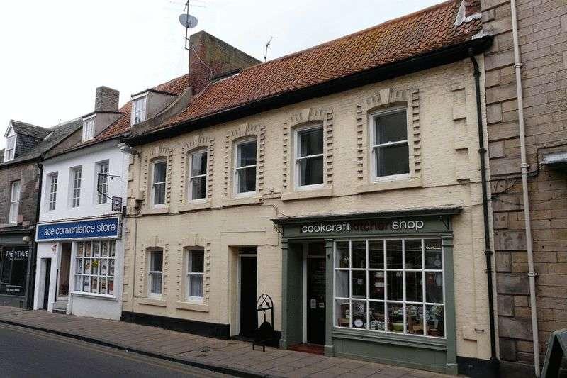 4 Bedrooms Property for sale in Bridge Street, Berwick-Upon-Tweed