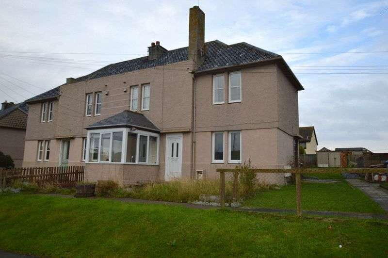 2 Bedrooms Flat for sale in Upper Burnmouth, Eyemouth