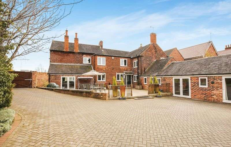 5 Bedrooms House for sale in Shortheath Road, Moira, Derbyshire DE12 6AL